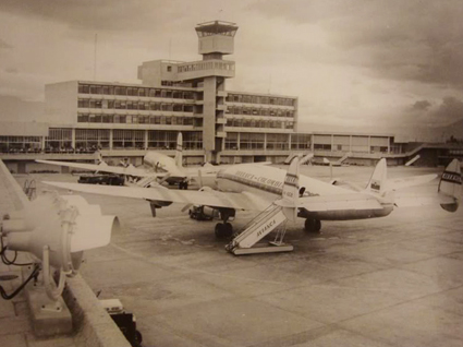 Bogotá Airport 1963