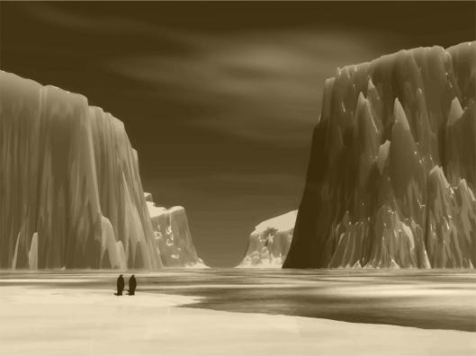 FreeVector-Iceberg