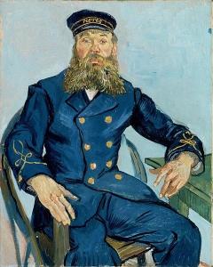 Joseph Roulin:Vincent van Gogh