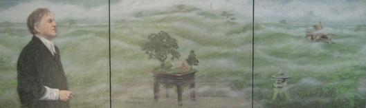 Peinture Karel Delfos