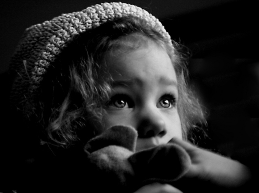 Une petite fille-blog