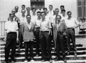 Paris Juillet 1956