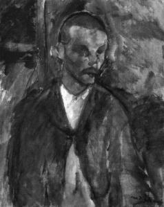 Modigliani Mendiant