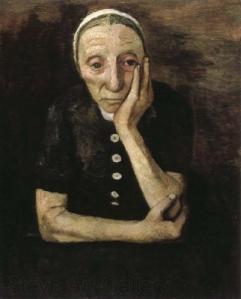 vieille dame