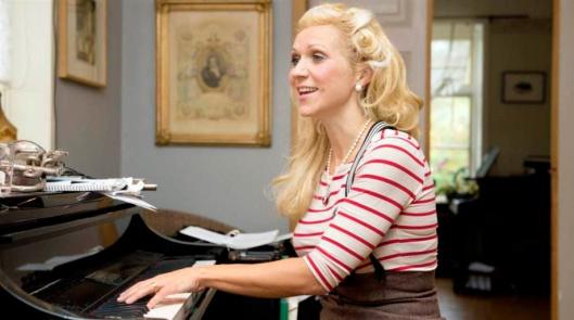 Gunhild au piano