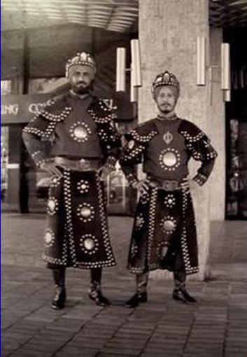 Ming Cosaques