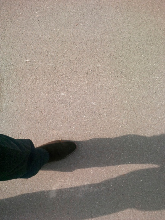 Moi et mon ombre