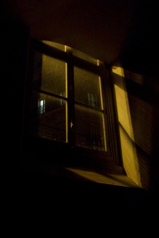 fenêtre nuit