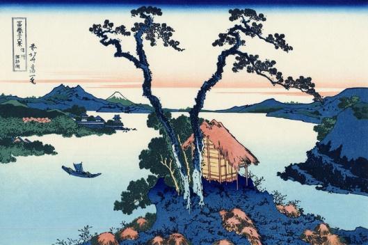 hokusai-lac-suwa