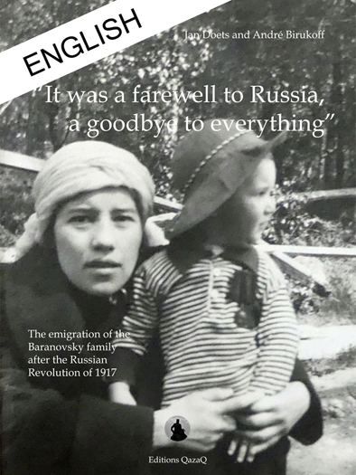 Cover for Cosaques